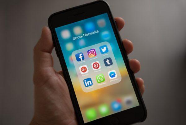 Limit Your Social Media Consumption.